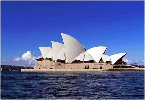 澳洲悉尼歌剧院