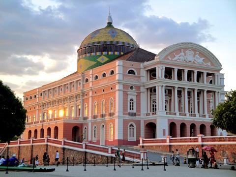 巴西亚马逊剧院